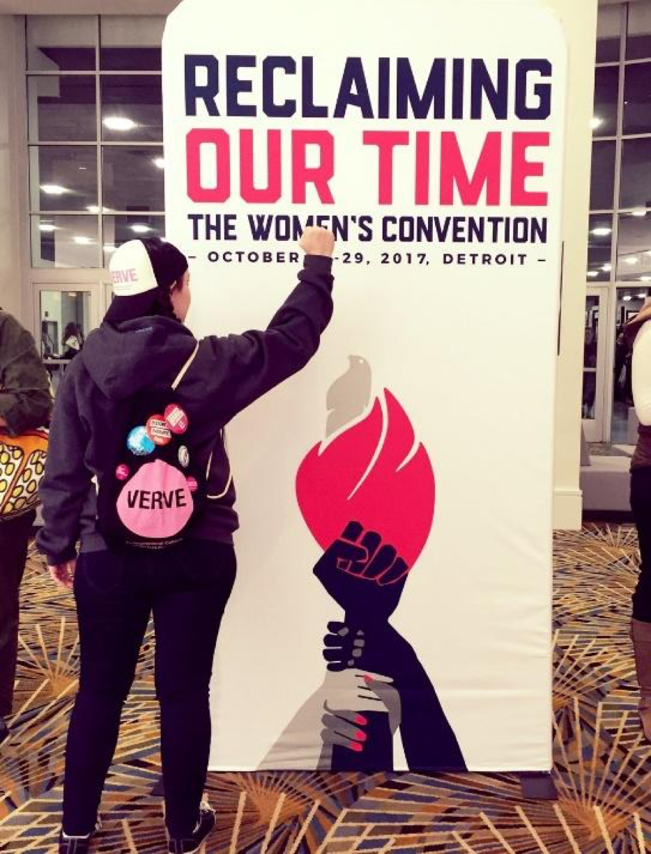 Reclaiming Our Time Women's Convention