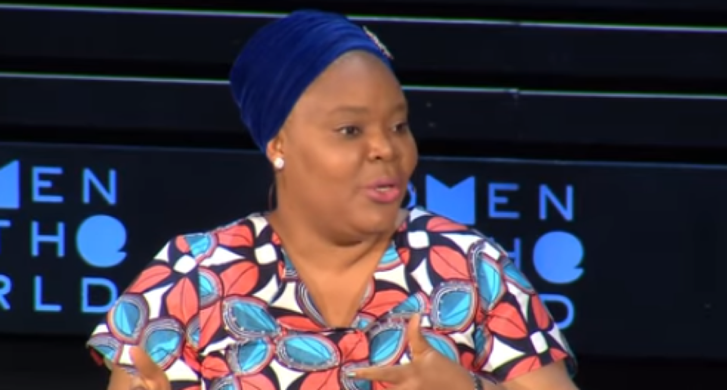 Leymah Gbowee Women in the World Summit