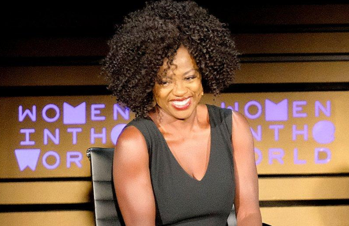 Viola Davis Women in the World Summit New York