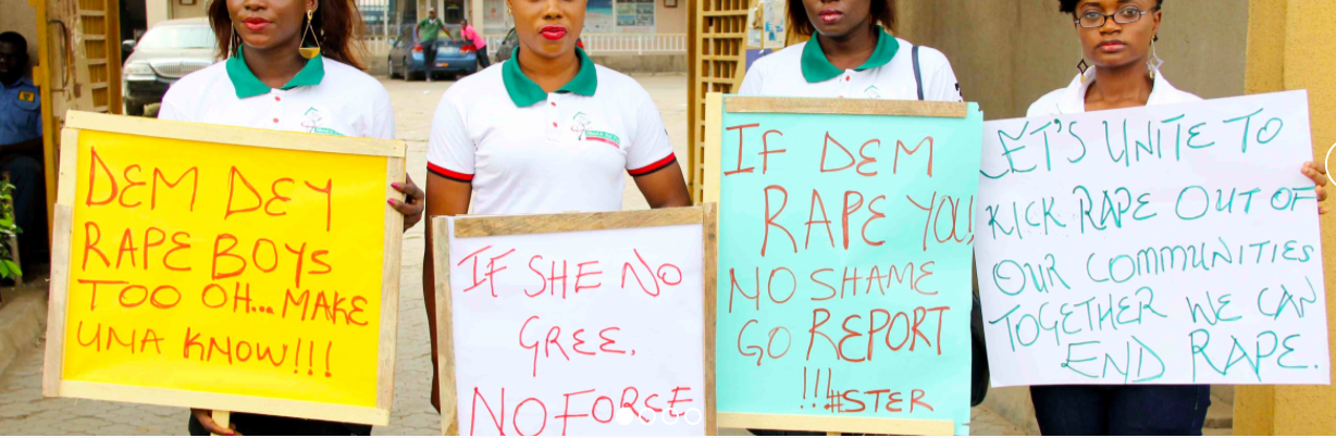 Stand to End Rape