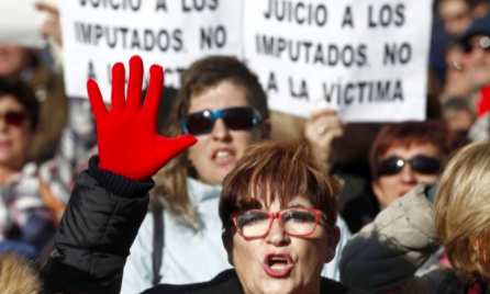 The Wolf Pack Rape Case Reveals the Machismo-Engulfed Structure of Spain's Judicial System Photo 2