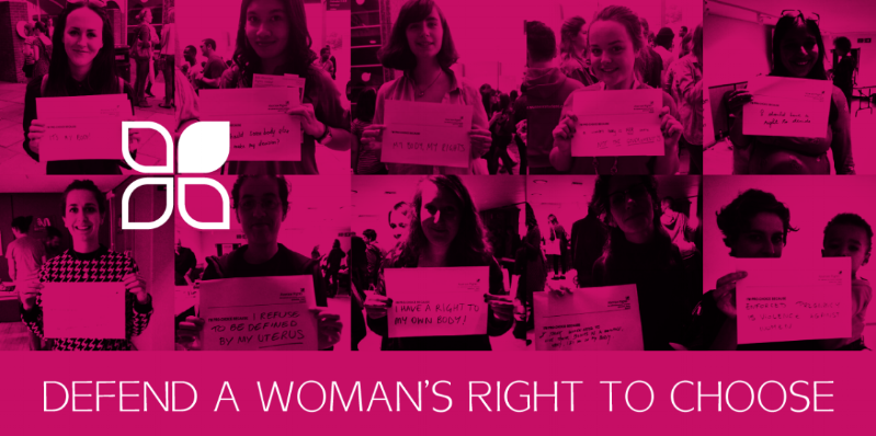 Image via    Abortion Rights UK
