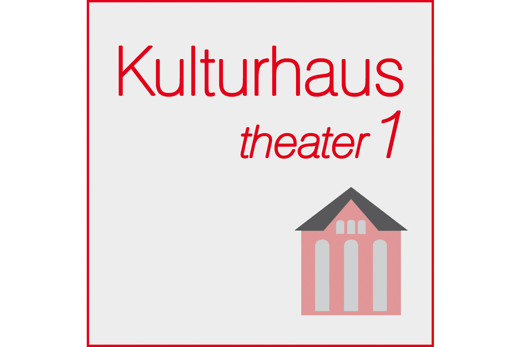 Kulturhaus theater 1
