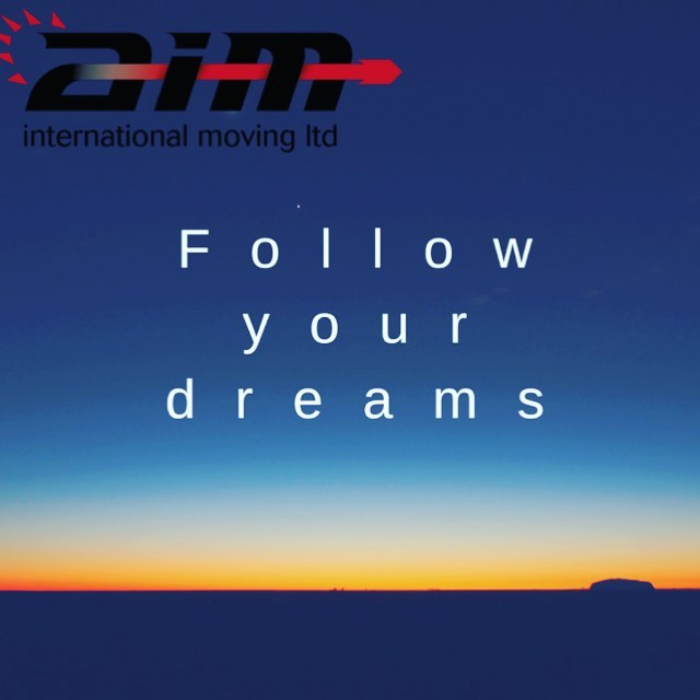 We'd love to help you get there :) #movinghome #movinghouse #movingcompany #aim #entrepreneur