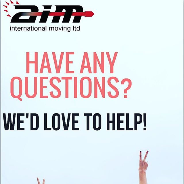If you've any questions regarding moving/relocations/storage shoot us a DM, we'd love to help!
