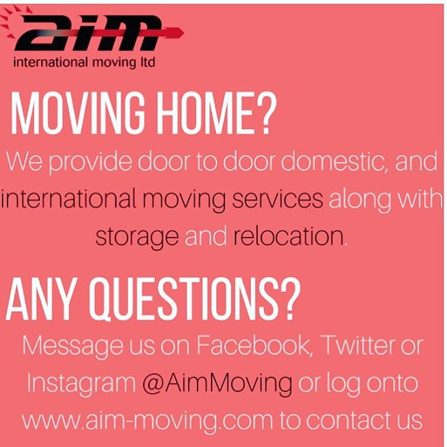 If anyone has moving questions be sure to DM us!  #expat #expatlife #movinghouse #entrepreneur #irishcompany #internationalschool