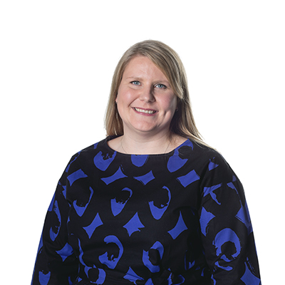 Anna-Mari Saari - IDBM Program Manager