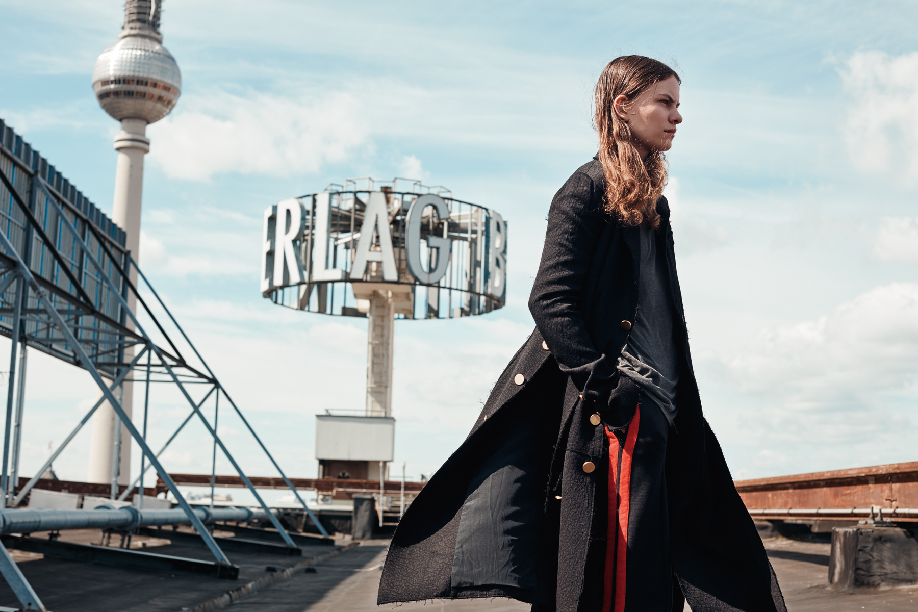 Eliot Sumner for Vogue Russia