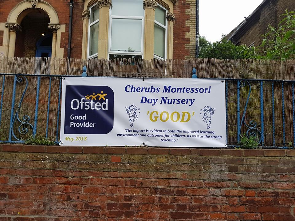 We are proud to be Rated 'Good' by Ofsted -