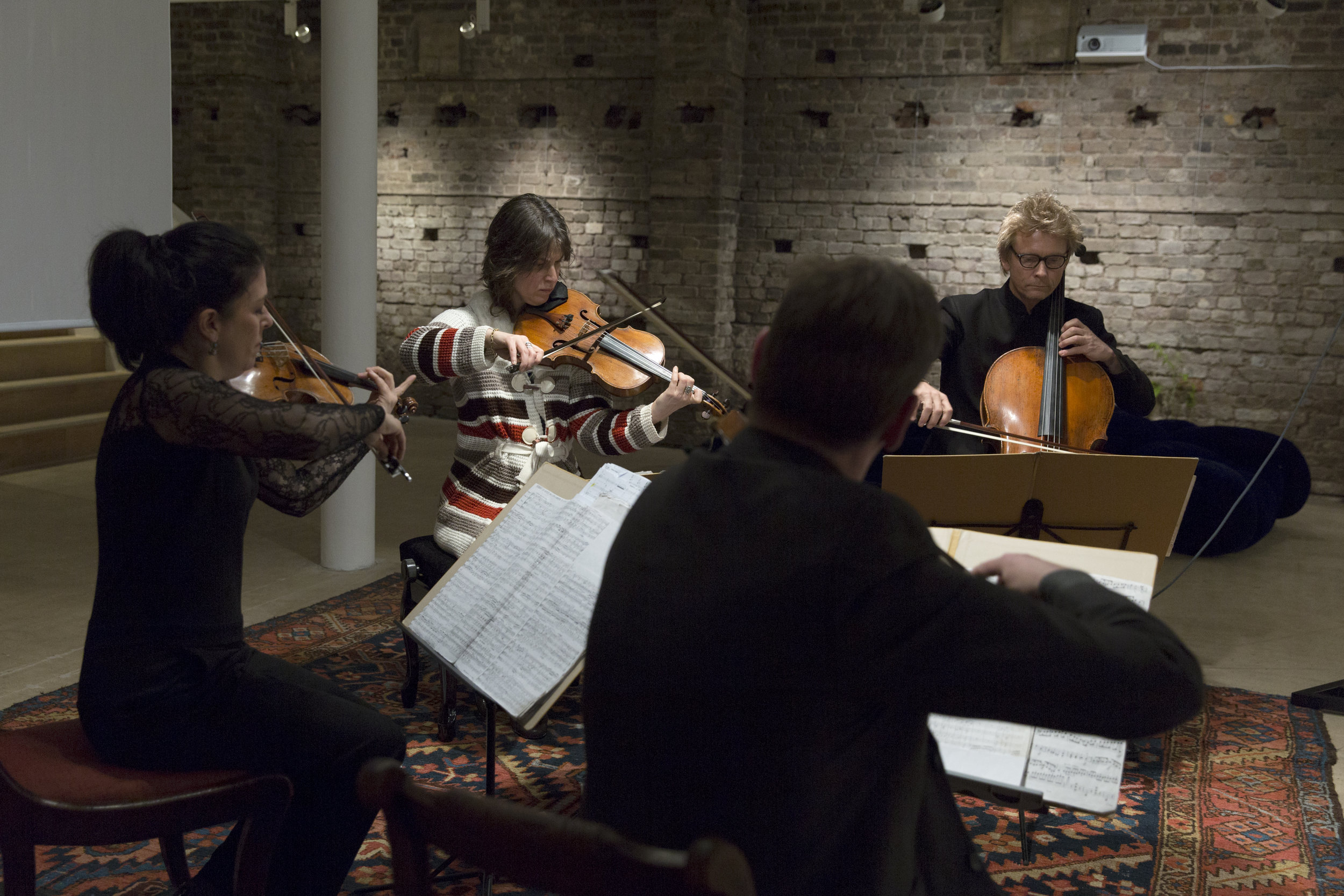 Minguet Quartet at No 20