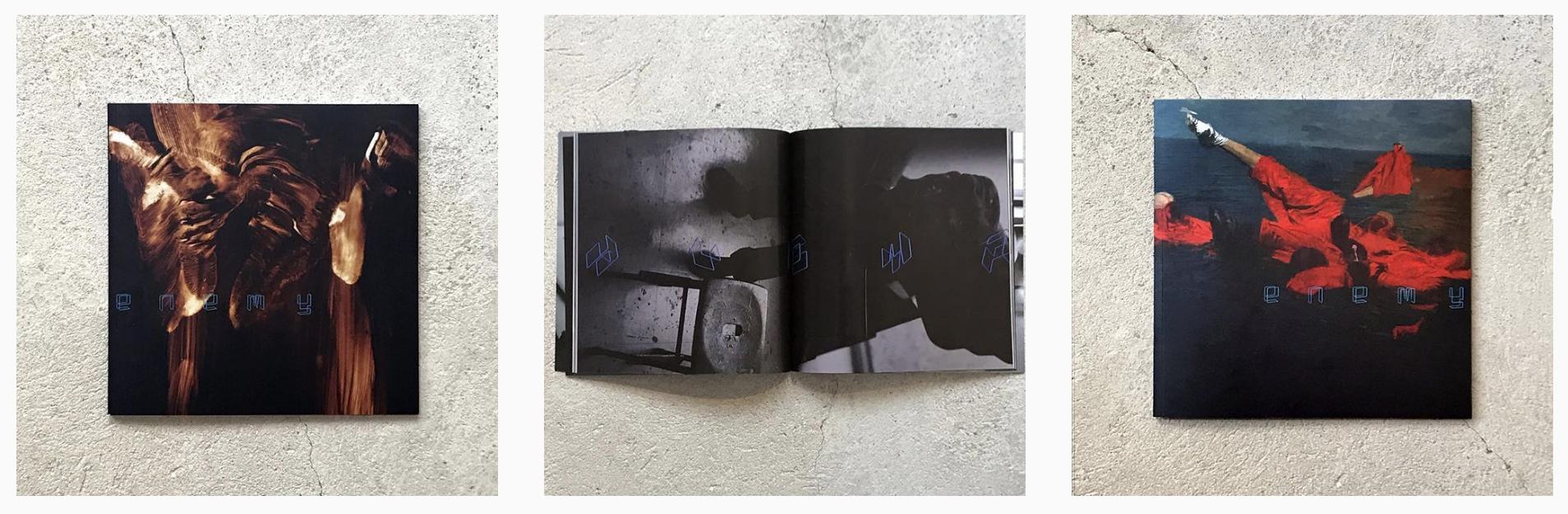 Enemy Catalogue Jim Threapleton Phil Hale No 20