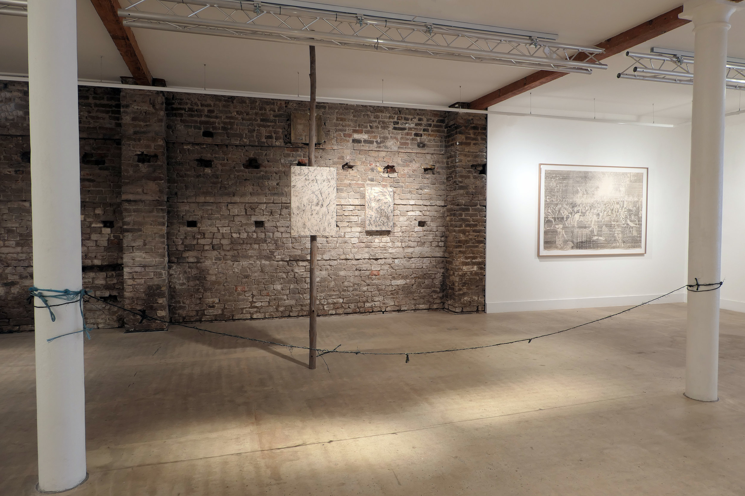 Map of the Mould | Javier Arce at No 20 Arts