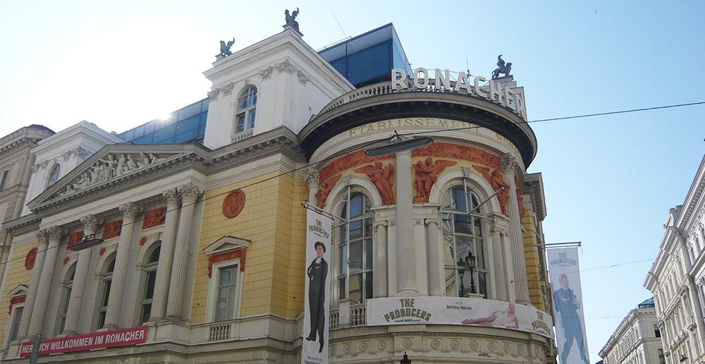 Ronacher, Wien