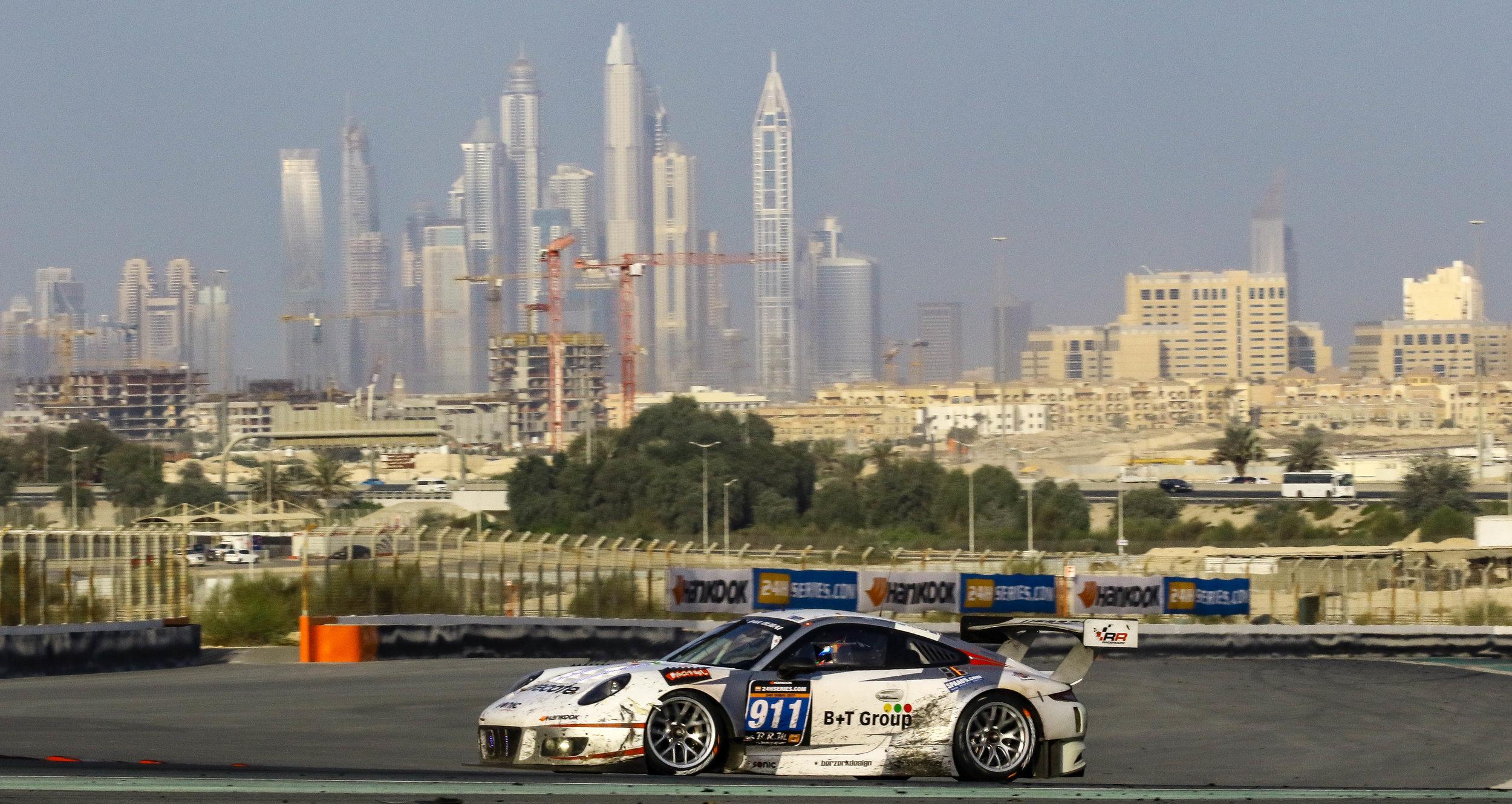 Hankook 24 hours of Dubai 2017