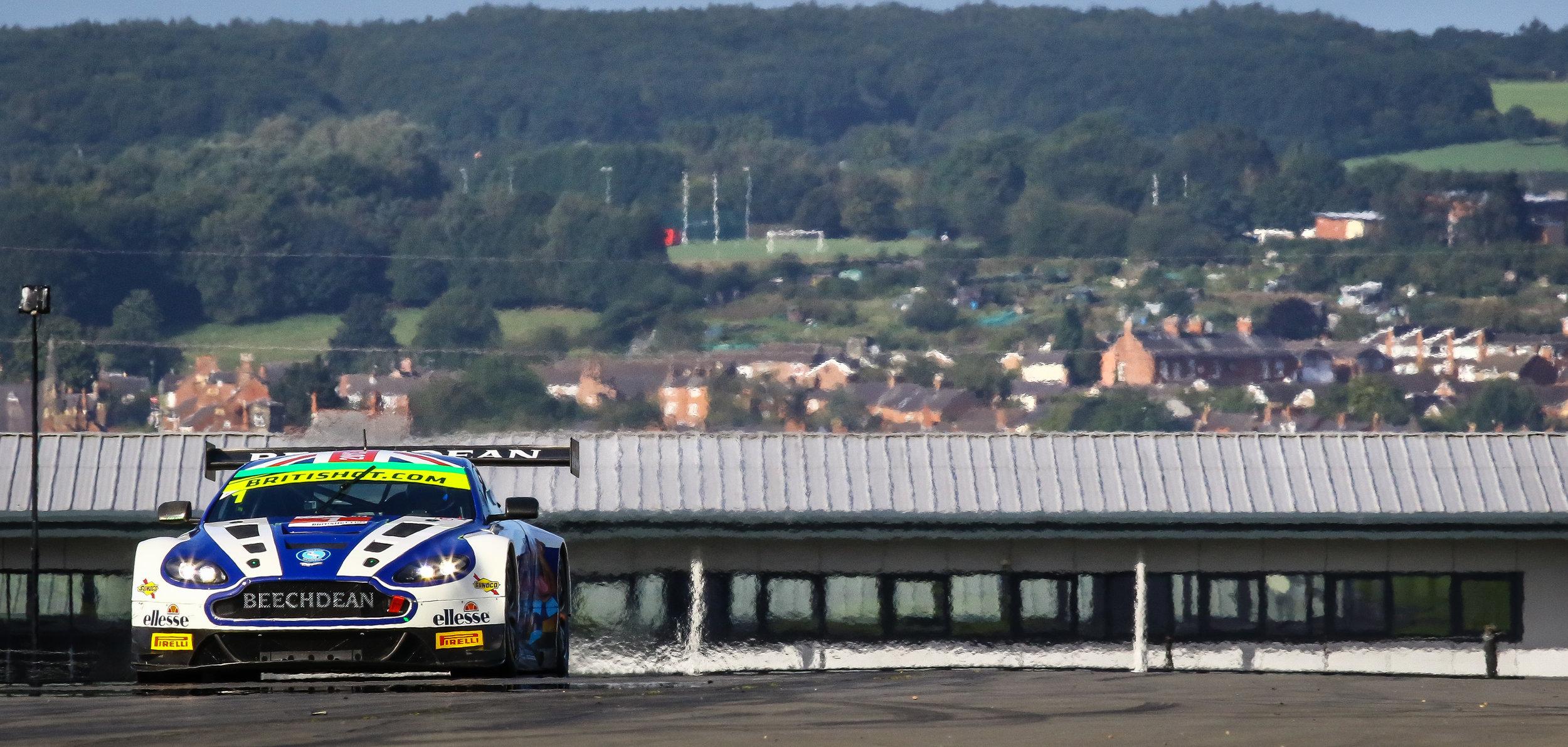 British GT 2016 - Donington Park