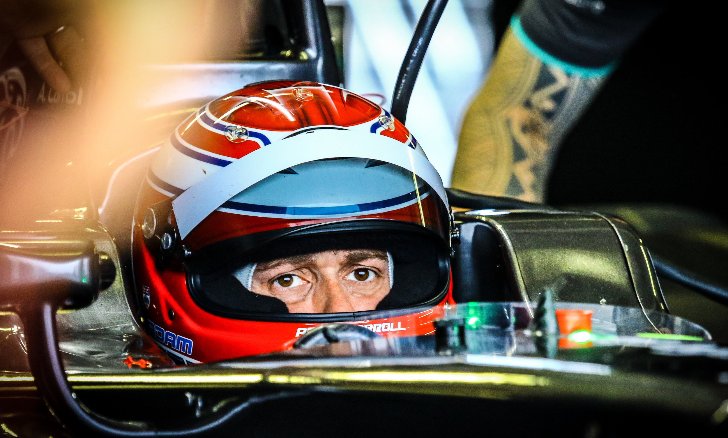 Formula E Testing 2016