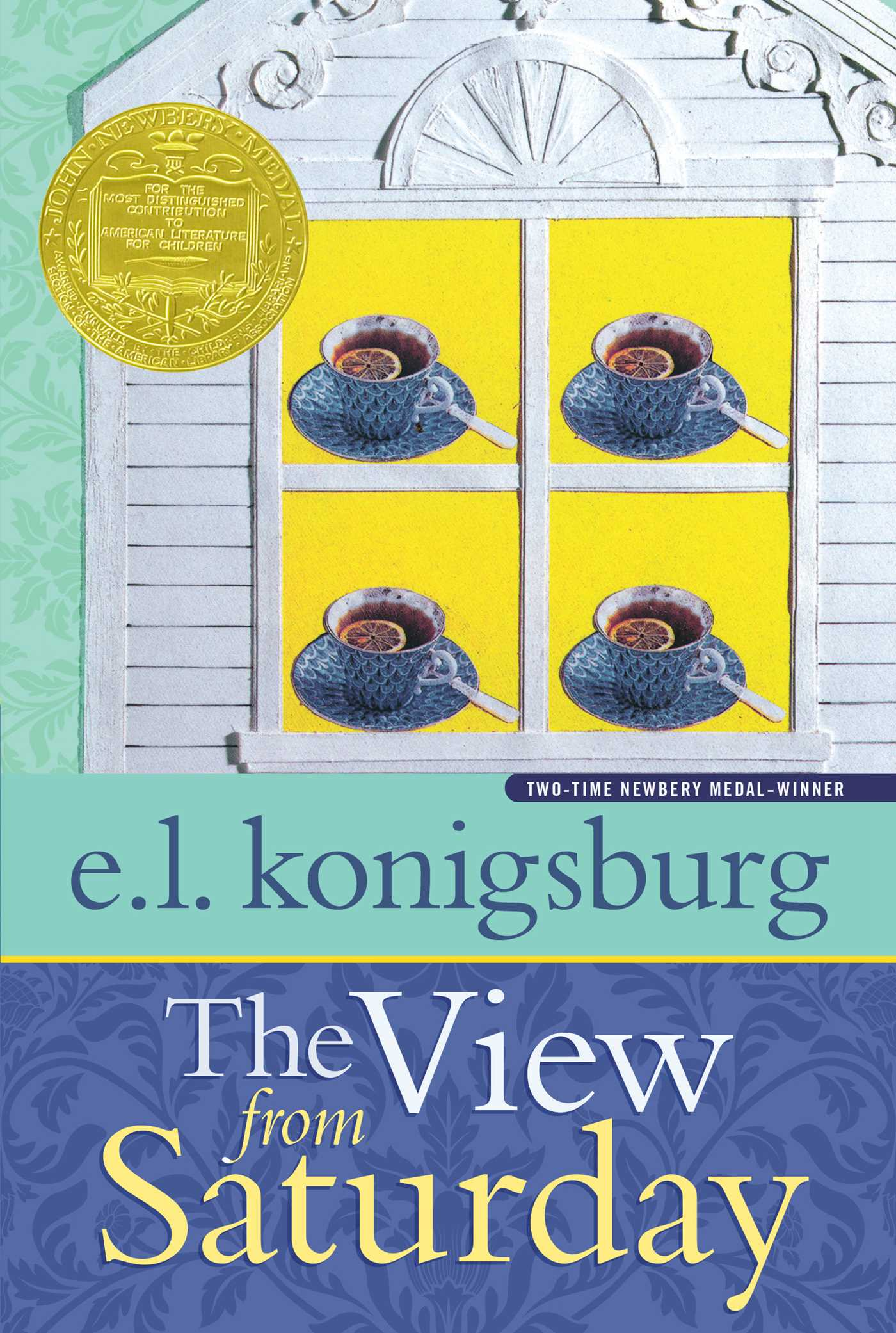 The View From Saturday  by e.k. konigsburg