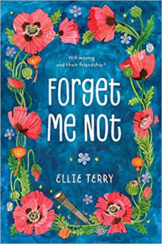 Forget Me Not,  by  Ellie Terry