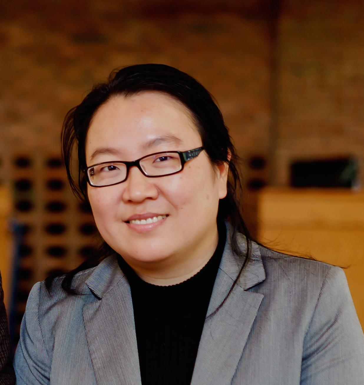 Mary Li Ma, Calvin Theological Seminary