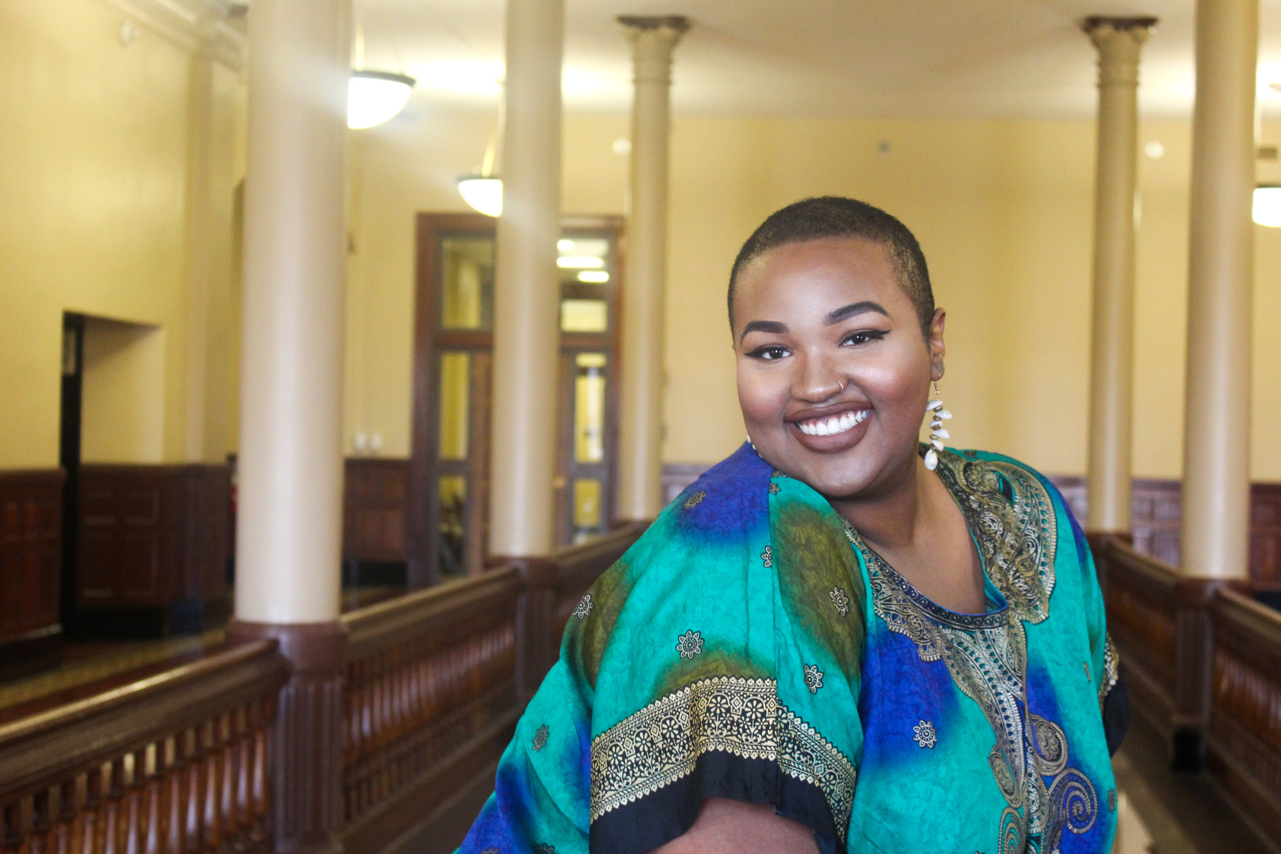 Desiree McCray, Princeton Theological Seminary