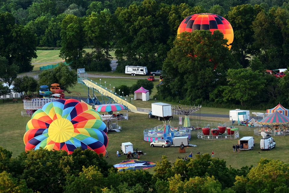 Jamesville Balloon Fest 2017: Music lineup, dates, balloon ride prices
