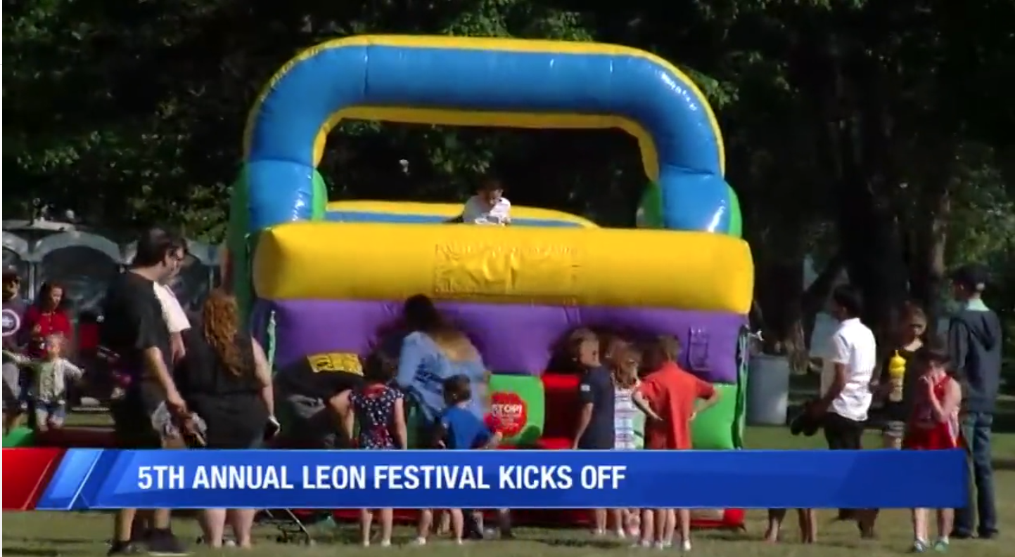 Perfect Weather for the 5th Annual LEON Festival in Liverpool