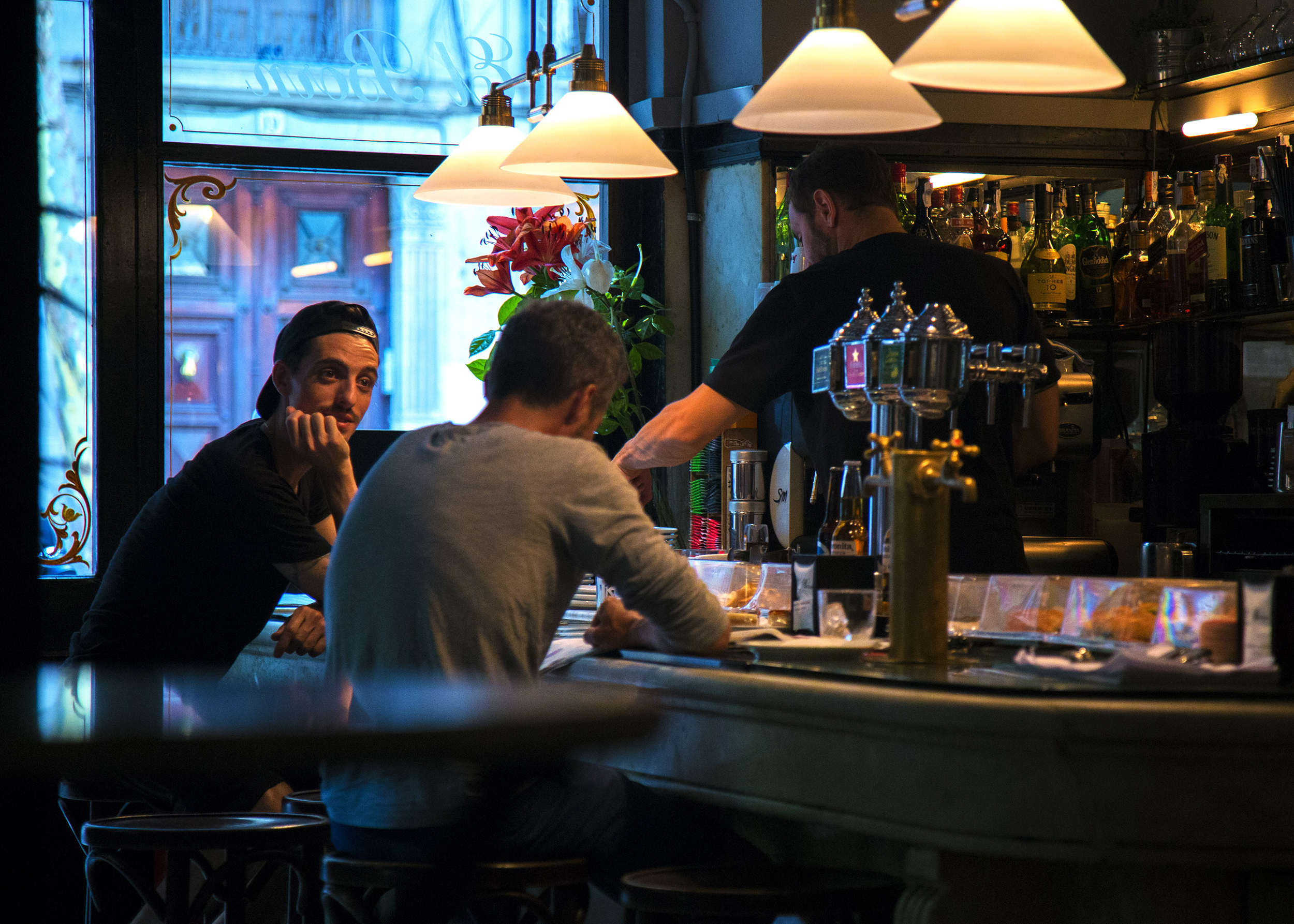 Guy Leroux - Tapas Bar