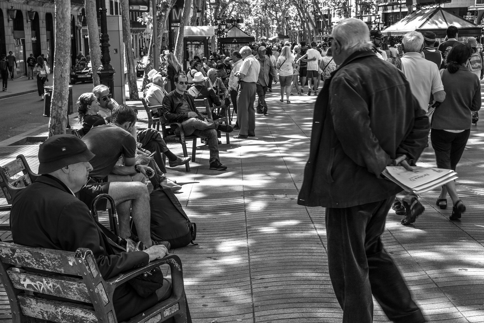 Barcelona Ramblas - ErWin