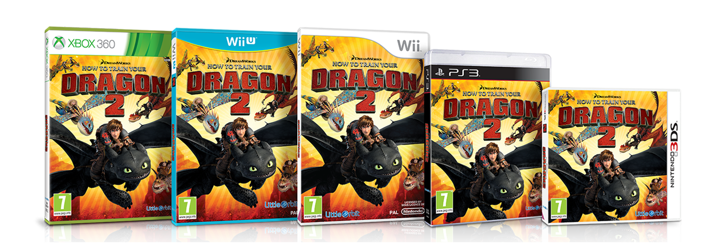 Outright Games How To Train Your Dragon