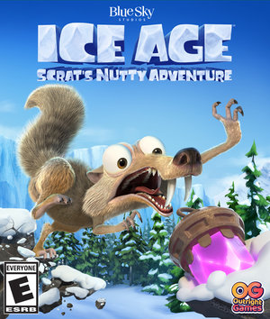 Ice Age: Scrat's Nutty Adventure: Set in the beautiful, prehistoric world of Blue Sky Studio's blockbuster Ice Age film franchise, Scrat's Nutty Adventure is a brand new 3D action-adventure that sees everyone's favorite sabre-toothed squirrel embark on an epic quest through classic Ice Age locations to recover his cherished acorn from the ancient Scratazon Temple. Players will guide Scrat through a perilous journey across icy terrains, raging geysers and burning lava, and explore adventure-packed locations to discover treasures that unlock special powers to help Scrat find every last treasure in this all-new Nutty adventure! Available for Xbox One, PlayStation 4, Nintendo Switch, and PC Digital!