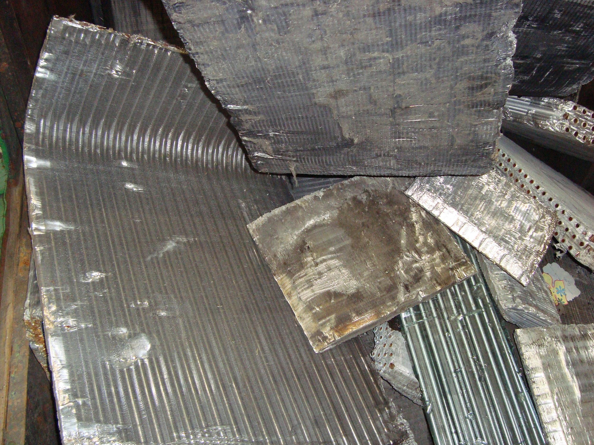 Aluminum Copper Radiator.JPG