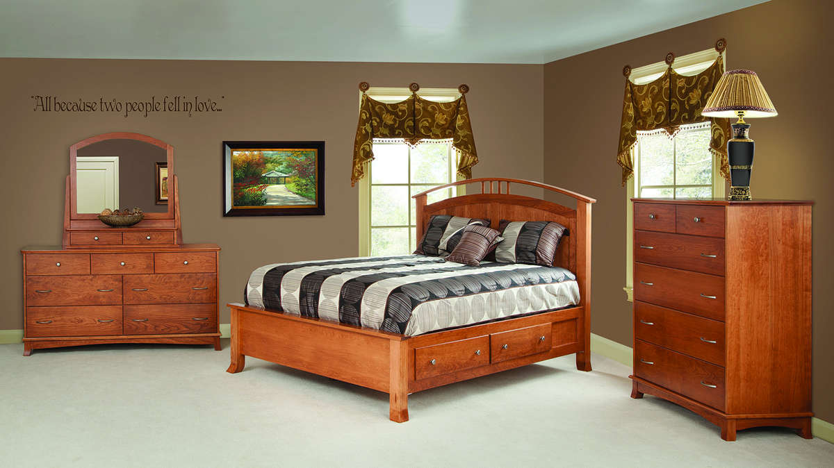 Amish Oak Furniture in Western PA