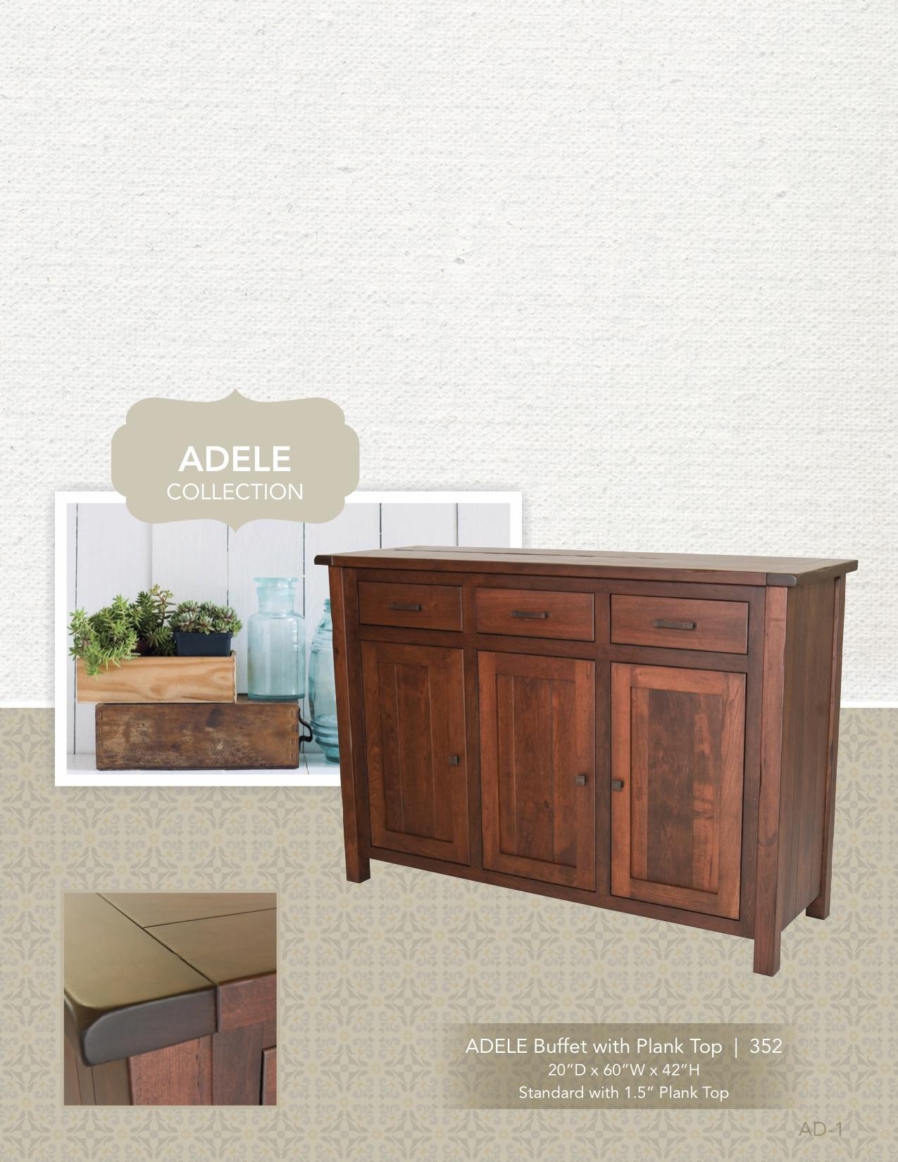 Amish Oak Furniture in Mt. Hope Ohio
