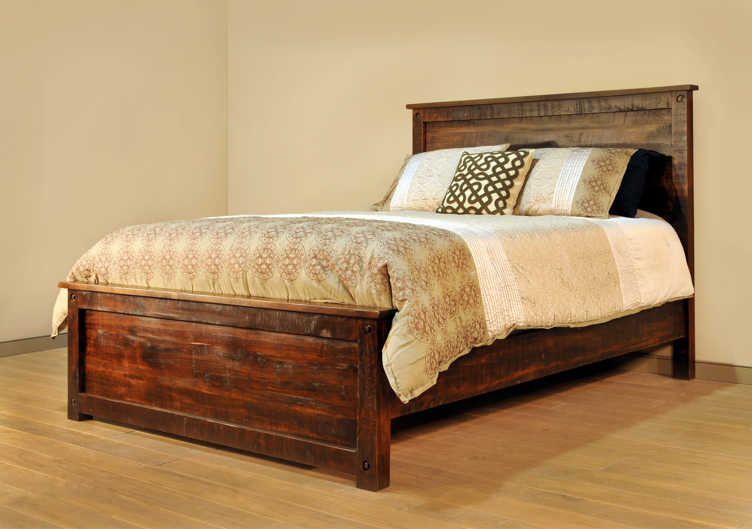 Bed for sale at furniture showroom PA and Ohio