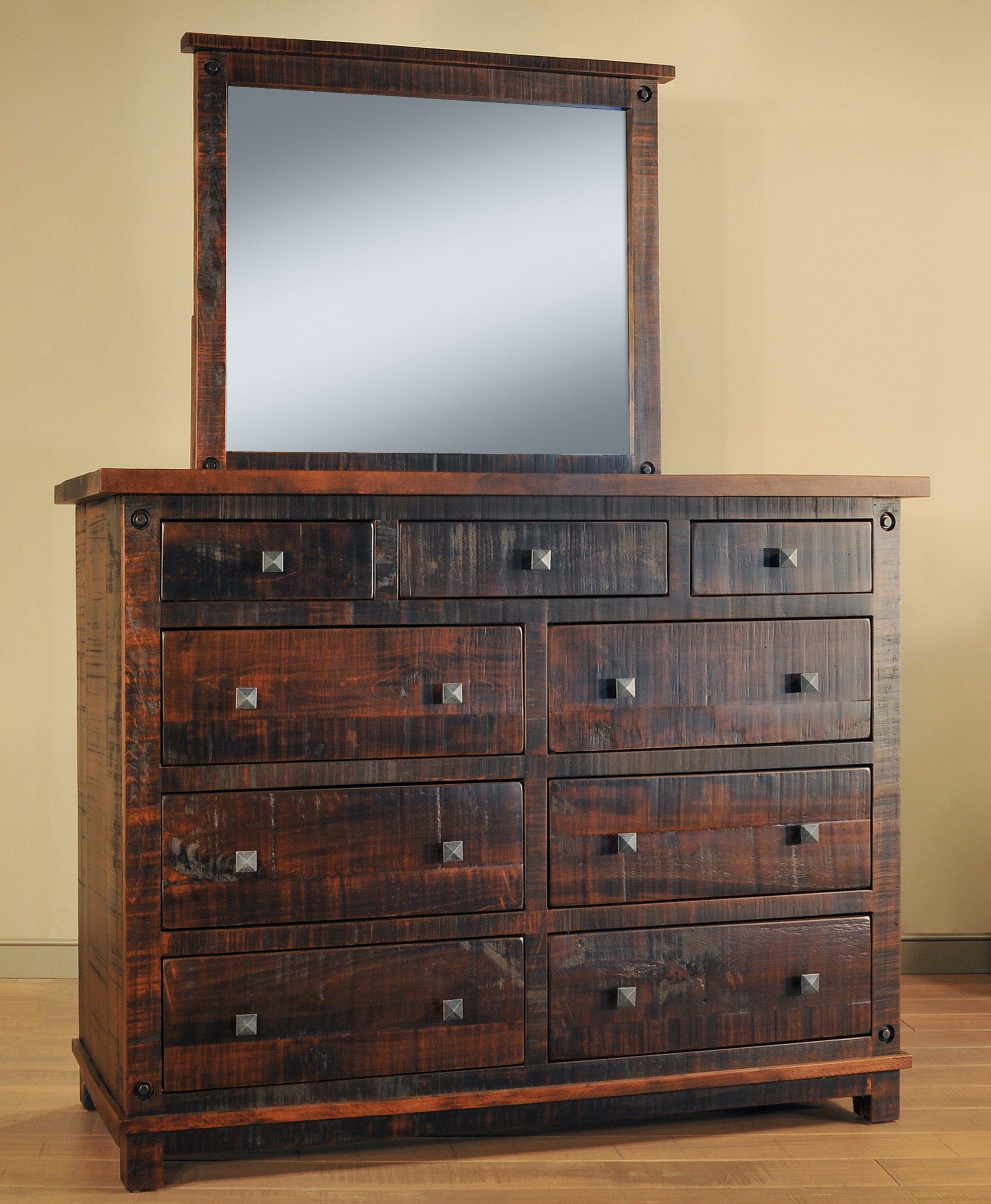 Dressers made in amish country