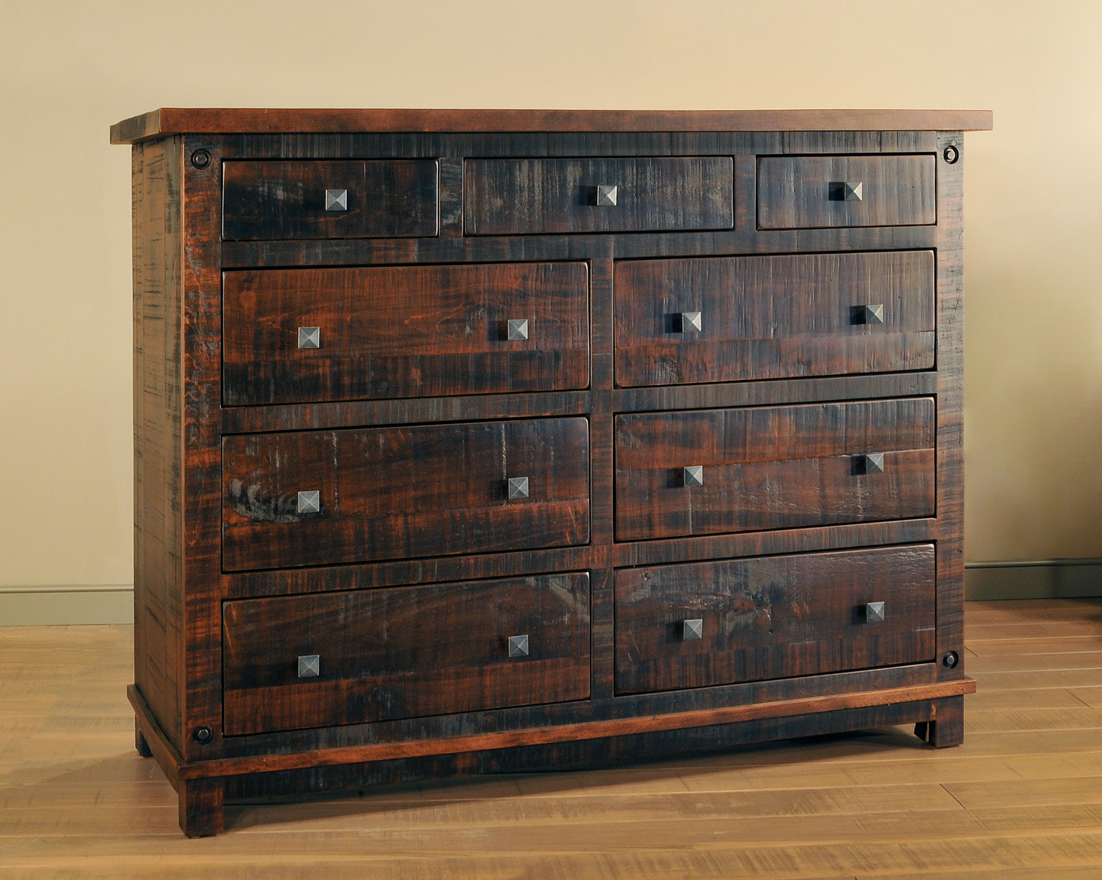 Handcrafted dresser at furniture store lancaster pa