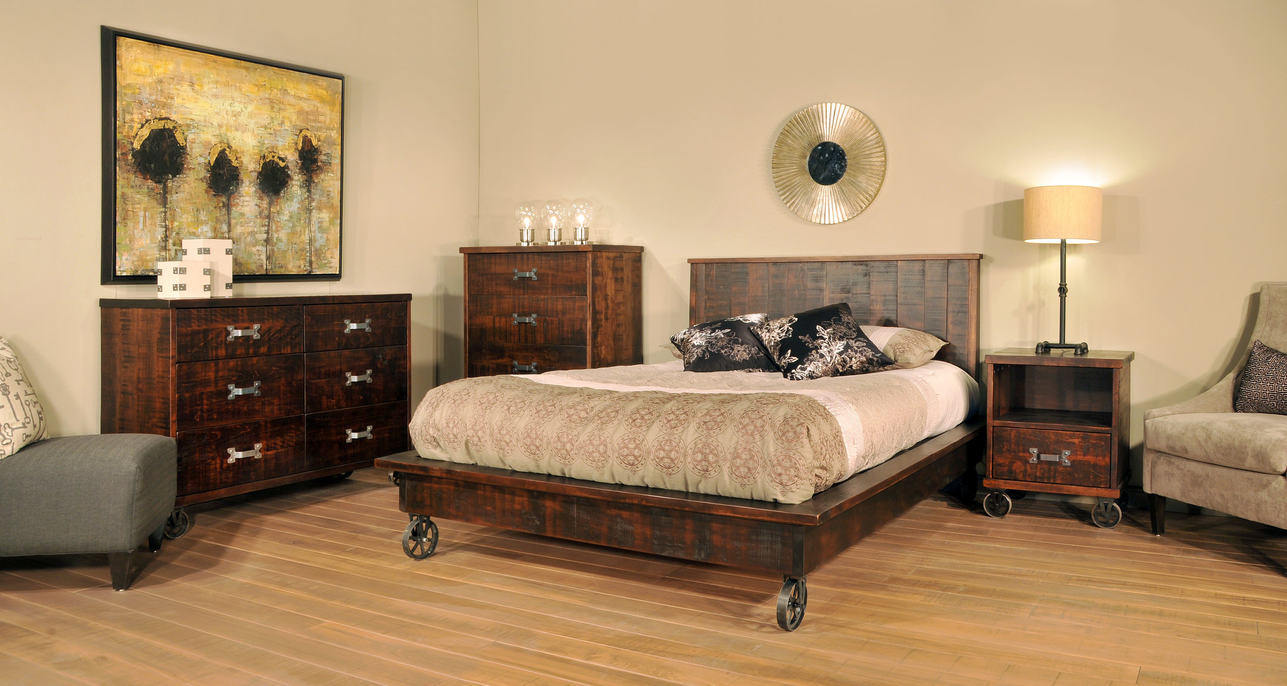 Steam punk bedroom sets for sale in PA