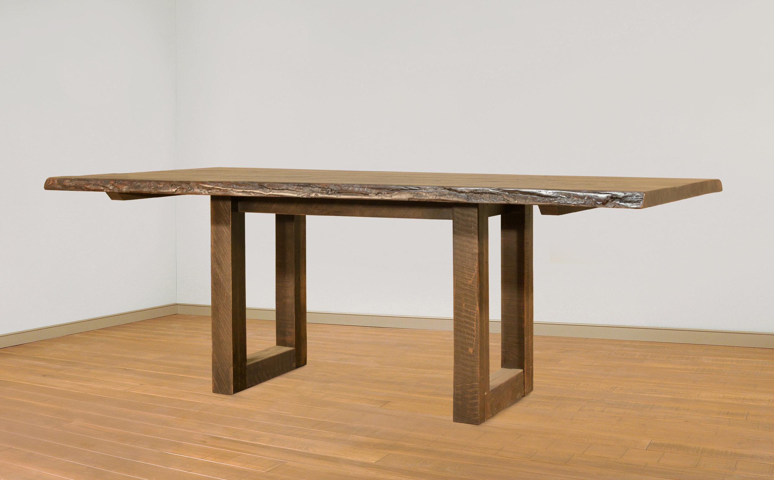 Modelli Live edge table
