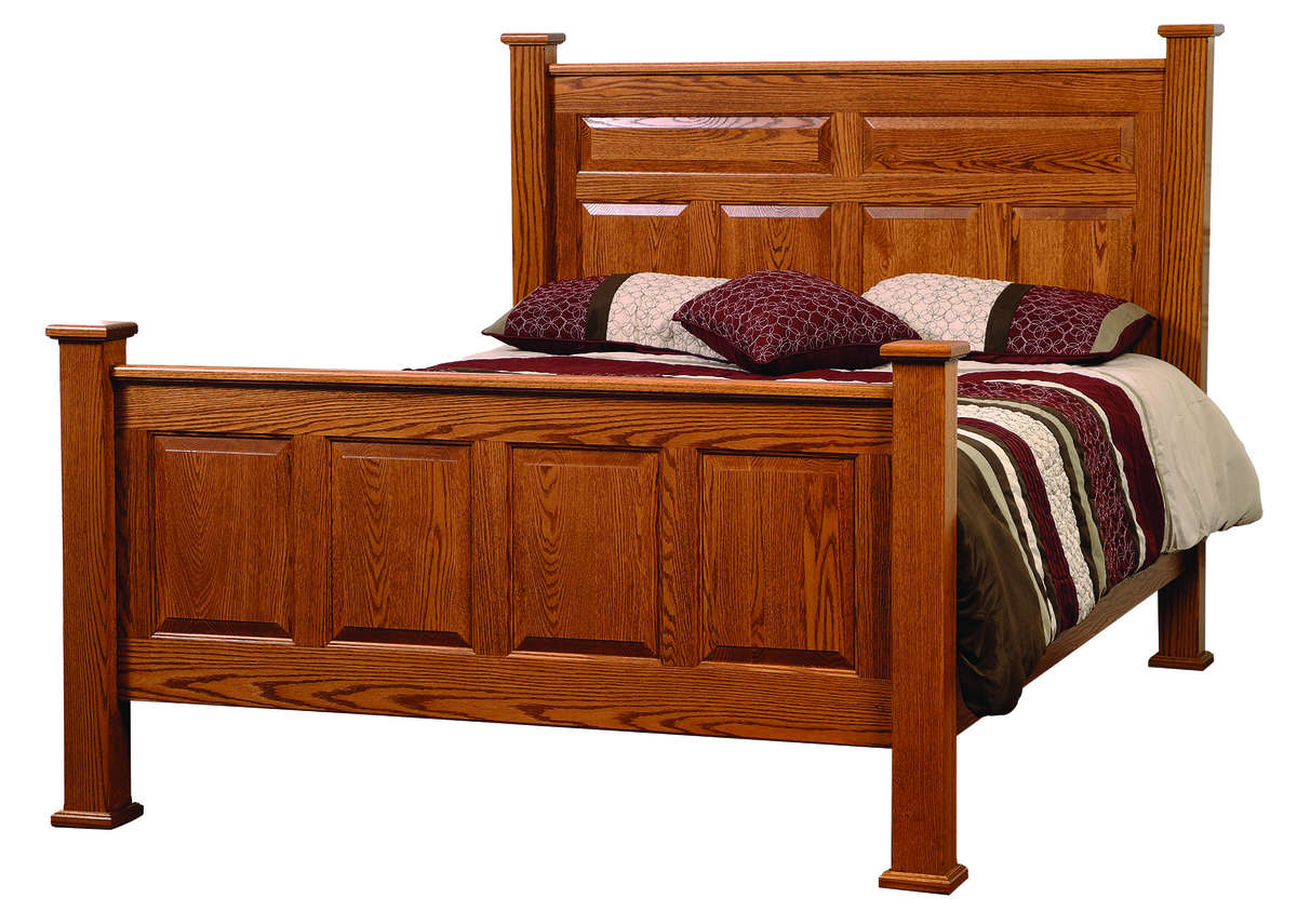miscellaneous hardwood beds by amish woodcrafters in Zelienople, PA