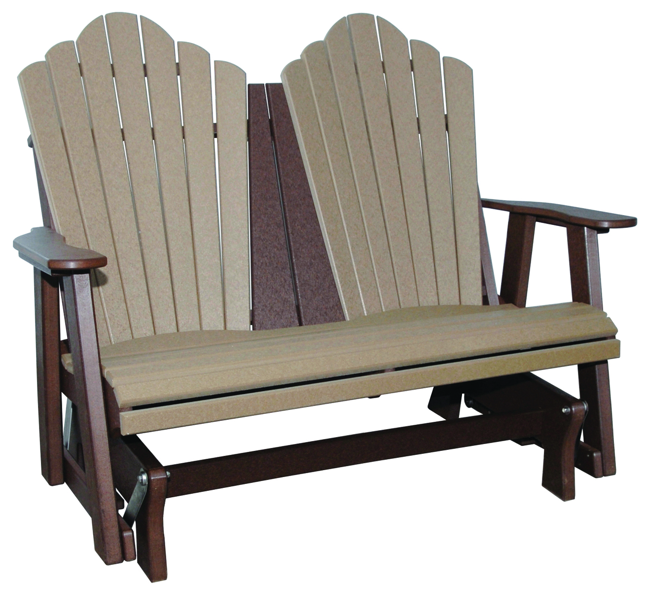 double gliders for patio use in summer