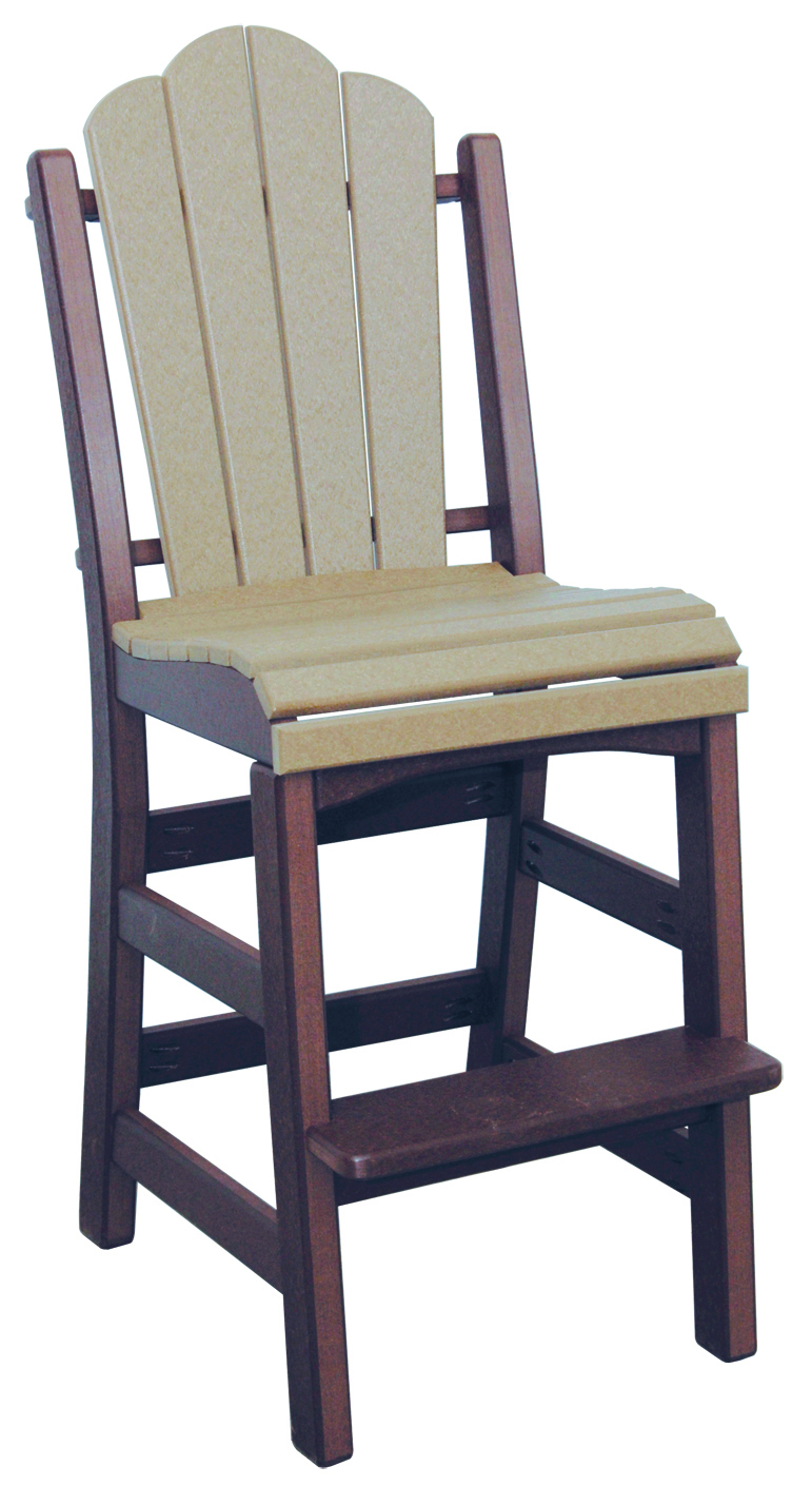 Tall patio chairs for outdoor patios