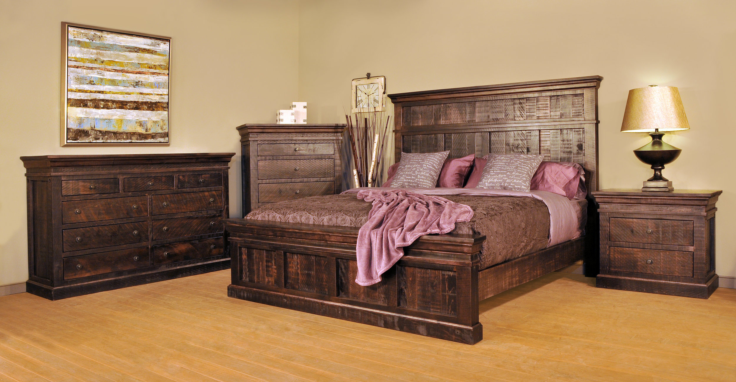 underbed storage in hardwood beds in Ellwood City, PA