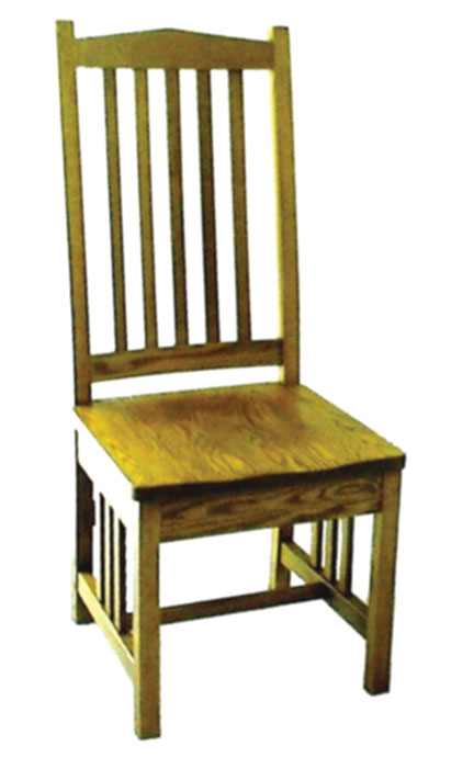 11c mission side chair
