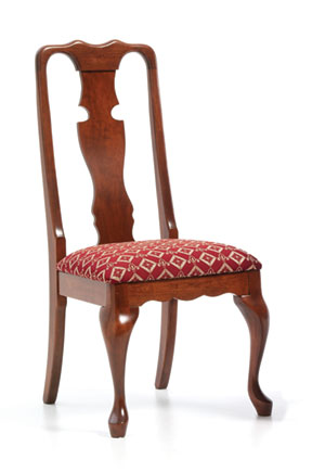 303 Queen Anne side chair