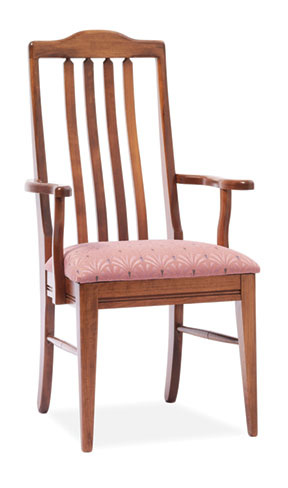 404 shaker arm chair
