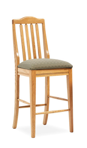 404 shaker bar chair