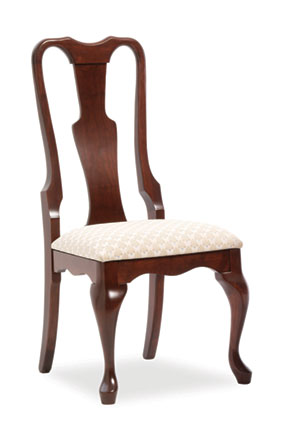 606 queen anee side chair