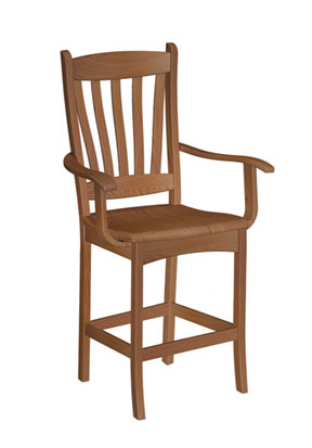 Benton bar chair
