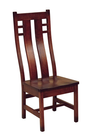 cascade side chair