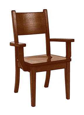 denver arm chair